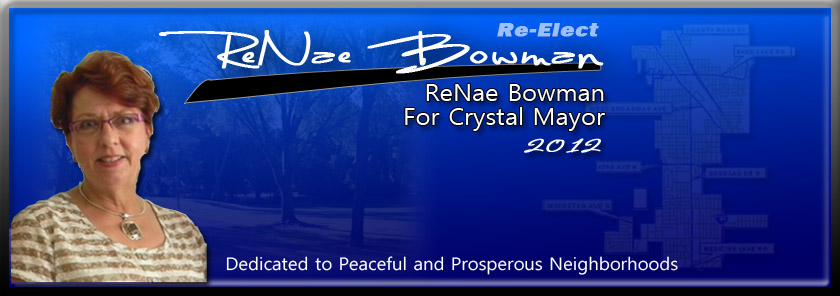 ReNae Bowman for Crystal Mayor