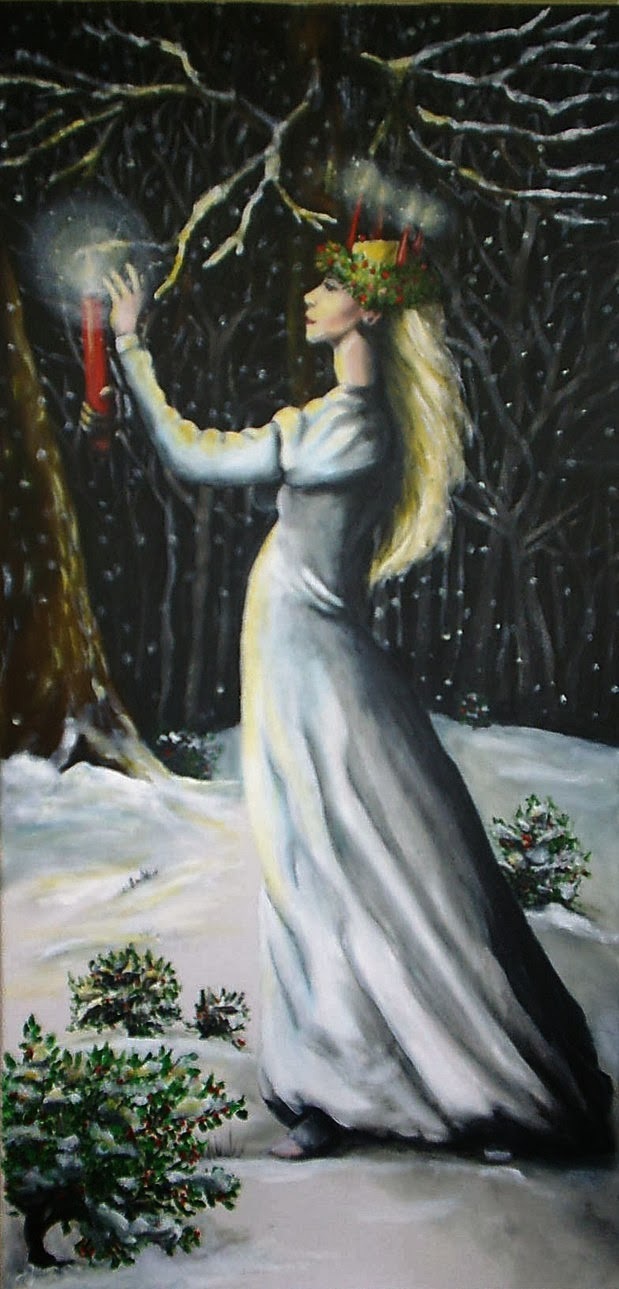 Pagan Winter Solstice ...