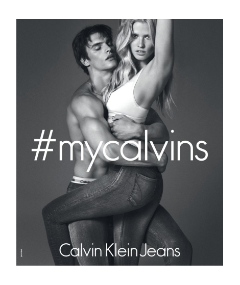 #mycalvins commercial by Mert & Marcus