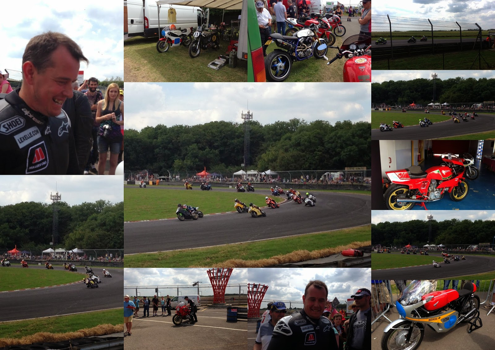 Castle Combe Grand National Motorcycle Race Meeting