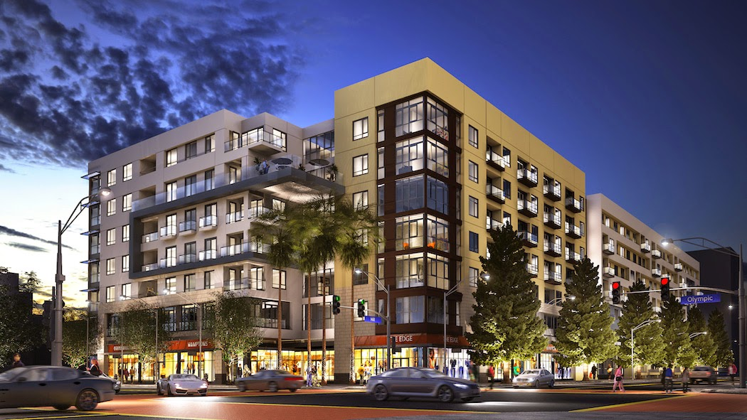 Los Angeles Low Rise General Development News