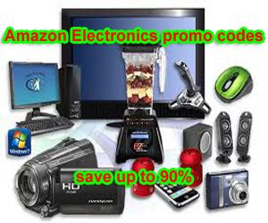 Amazon coupon code electronics