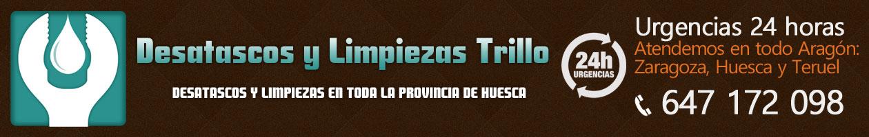 Desatascos en Huesca | PRESUPUESTO GRATIS