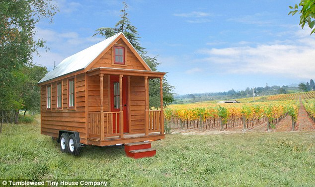 Too much information a log cabin on wheels tiny house Build my dream house