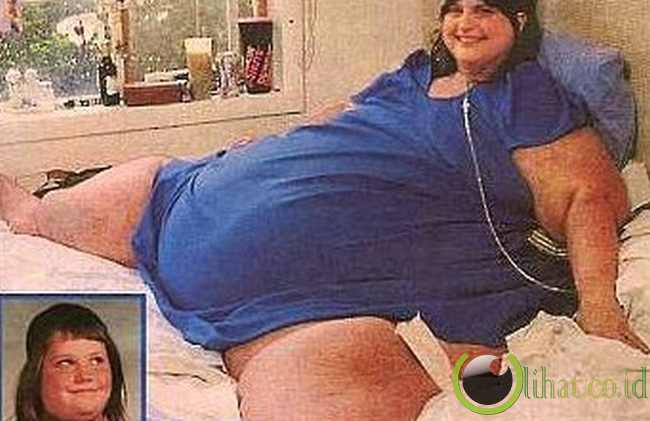 Carol Ann Yager - 544 kg