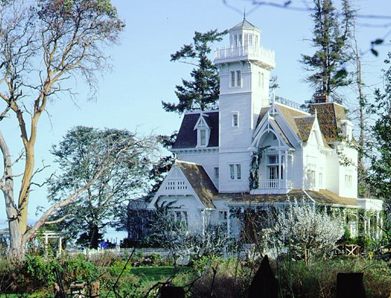 House From Practical Magic Movie