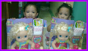 Here are other pics of twins with their baby alive:)