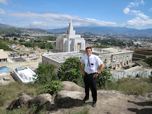 Honduras Tegucigalpa Temple