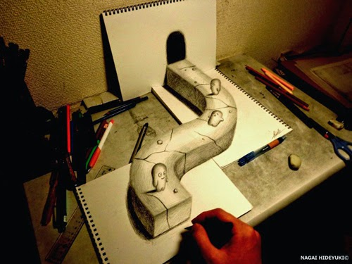 00-Nagai-Hideyuki-永井-秀幸-Hide-3D-Pencil-Art-www-designstack-co