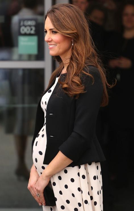 Pregnant Kate