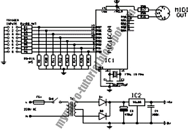 free microcontroller and interface programming  electronic