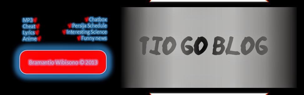 Tio Go Blog
