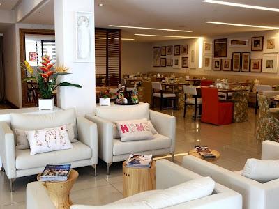 Dona Moça Café & Restaurante: Ambiente