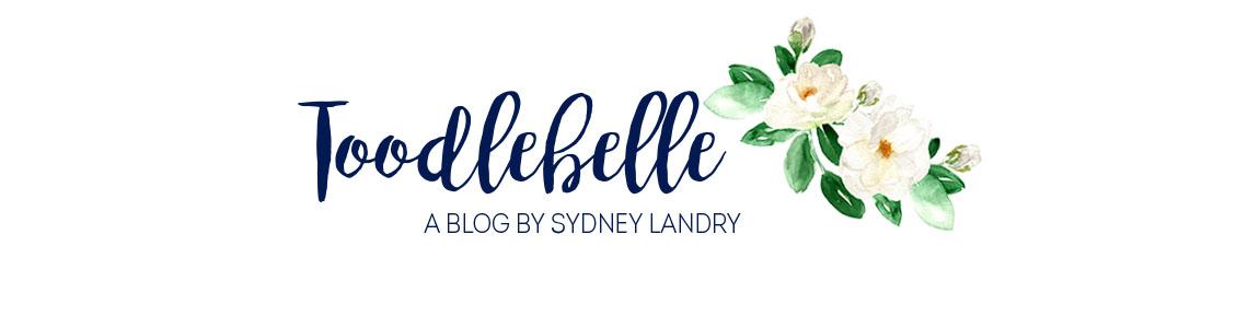 Toodlebelle's Blog