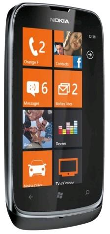 Nokia Lumia 610 NFC Image