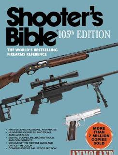 105ª edição da Bíblia do Atirador - O maior best-seller de referência sobre armas de fogo do mundo