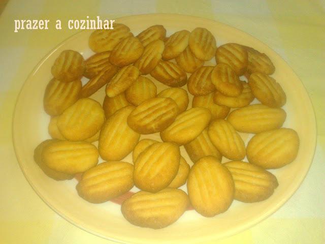 prazer a cozinhar - biscoitos do garfo