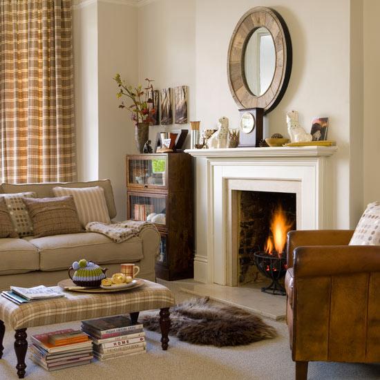 Ohh l em casa vestindo a casa para o inverno - Cosy home deko ...