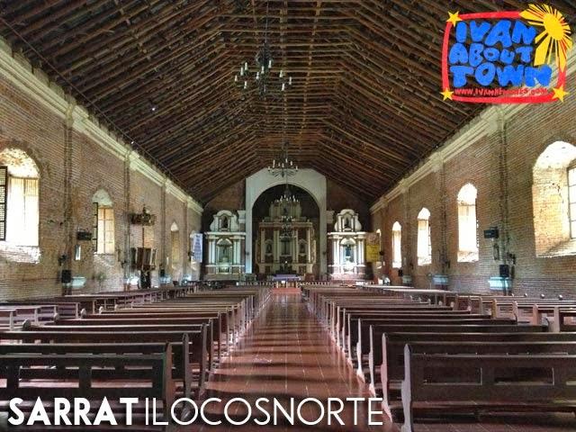 Santa Monica Church, Sarrat, Ilocos Norte