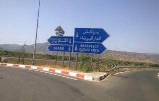 code route maroc 2016