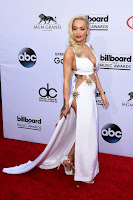 Rita Ora wears a revealing outfit to the 2015 Billboard Music Awards