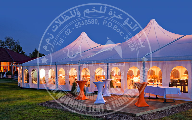 u201cBait Al Nokhada u2013 The one stop solution provider in Tent rentalsu201d : one stop tents and events - memphite.com