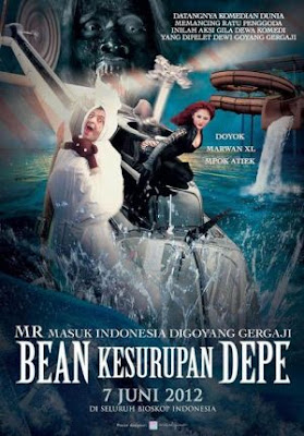 Mr Bean Kesurupan Depe cover