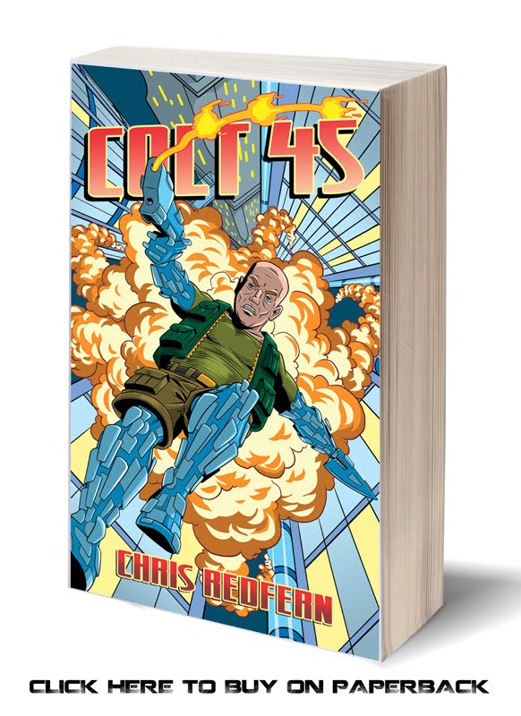 COLT-45 Paperback Edition