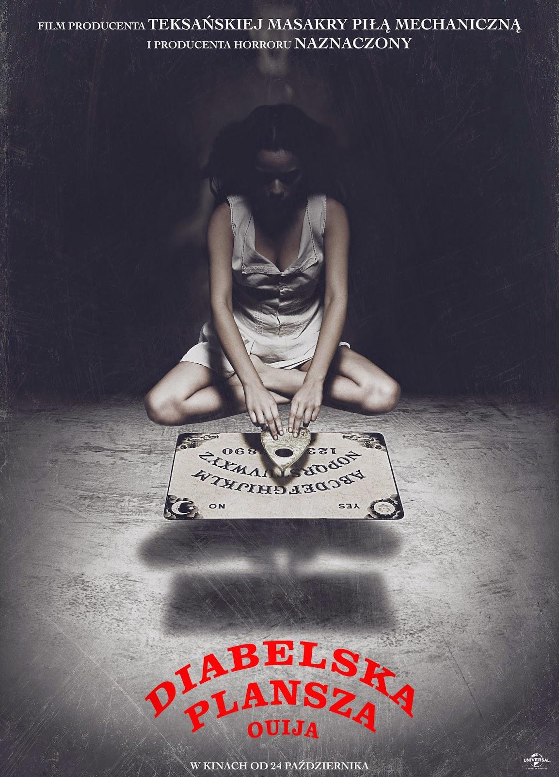 Diabelska plansza Ouija (2014)
