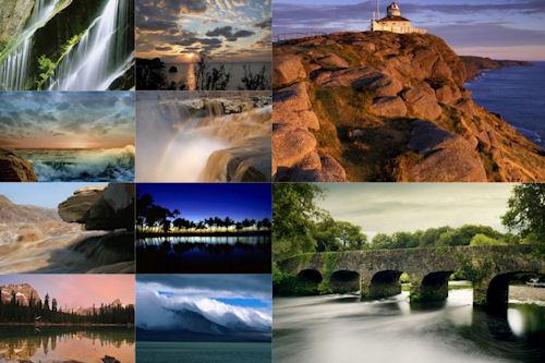 Los paisajes más hermosos del mundo III (10 fotos)