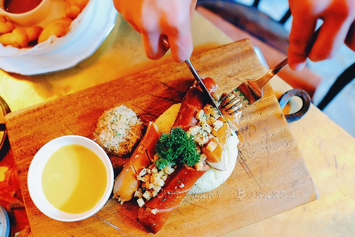 Beef & Chicken Sausage Jagdwurst