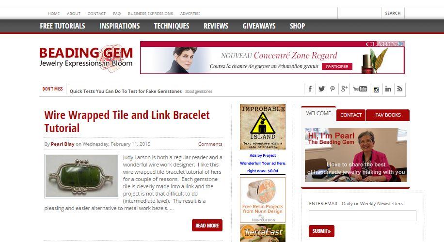 beading gem blog
