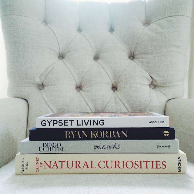 recent aquisitions: coffee table books - holy city chic