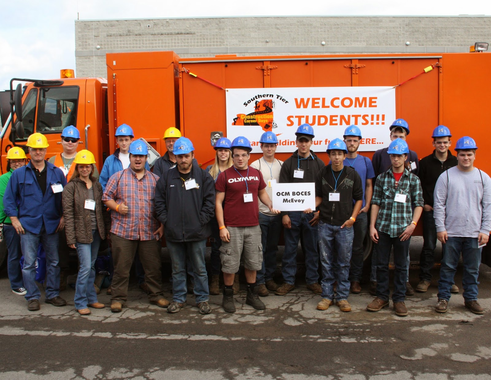 2014 construction career day