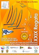 XXIX REGATA LAGOS-PALOS