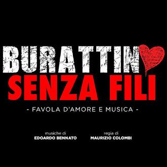 """""""BURATTINO SENZA FILI"""" regia di Maurizio Colombi"""