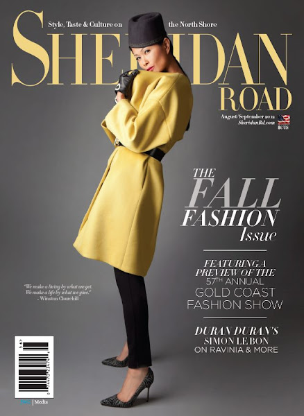 Sheridan Rd Fashion, Michael Dar, Jessica Moazami