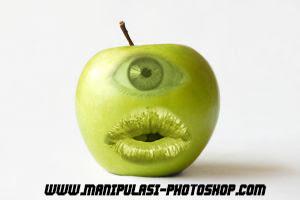 Tutorial for Photoshop cara Membuat Digital Imaging Photo Aneh
