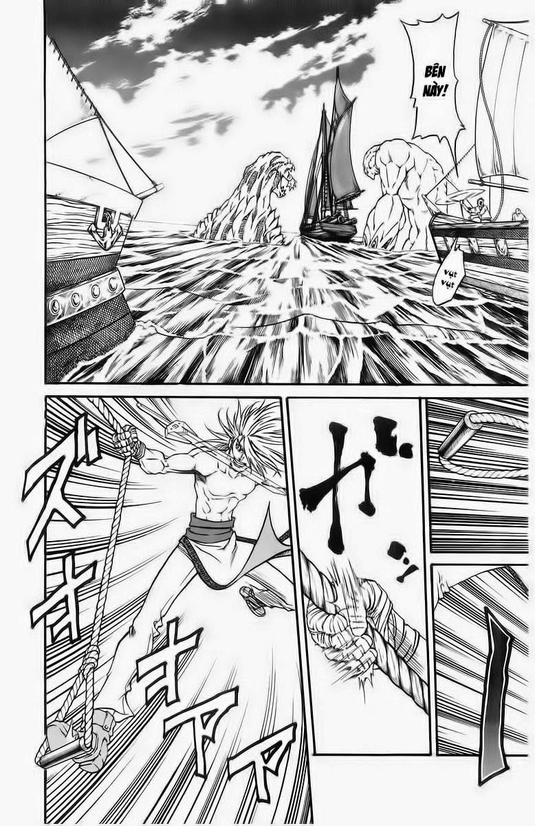 Vua Trên Biển – Coco Full Ahead chap 231 Trang 12 - Mangak.info
