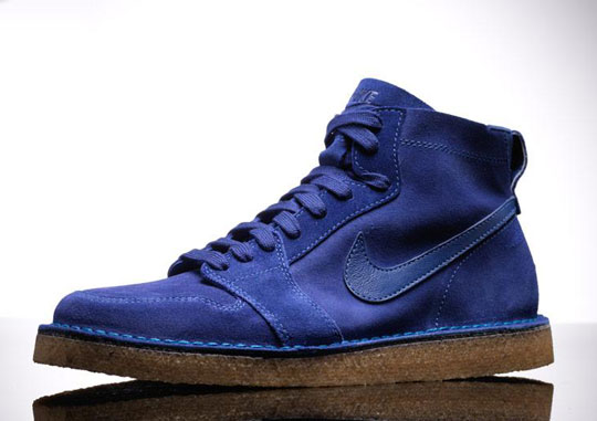 nike sportswear royal mid so crepe pack sneakermag the sneaker blog. Black Bedroom Furniture Sets. Home Design Ideas