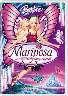 Búp Bê Barbie: Đôi Cánh Thiên Thần - Barbie Mariposa