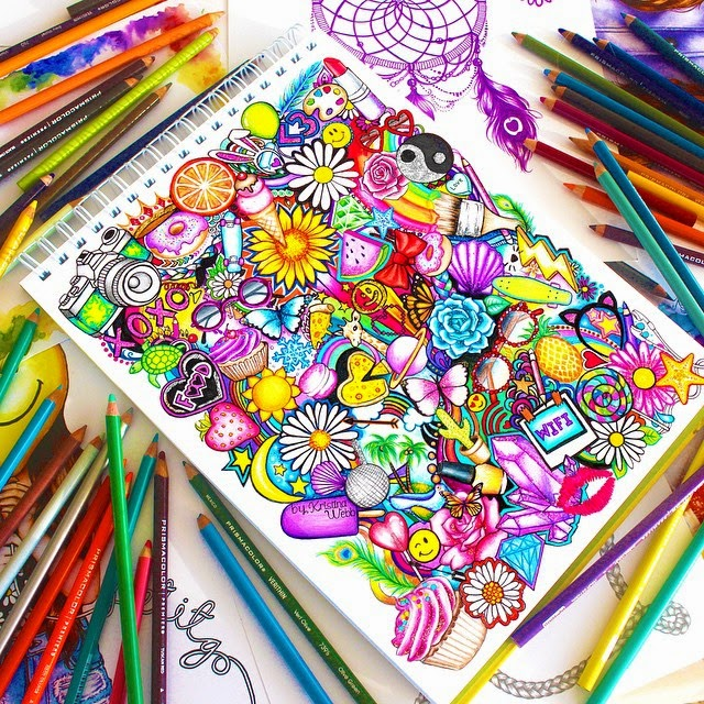 24-Colourful-Doodle-Kristina-Webb-Colour-me-Creative-Drawings-www-designstack-co