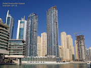 Bay Central construction photos, Dubai Marina , December 2011 (dubai )