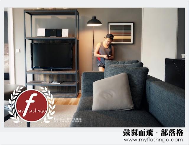 ►吉隆坡公寓酒店 ►E&O Residences Kuala Lumpur