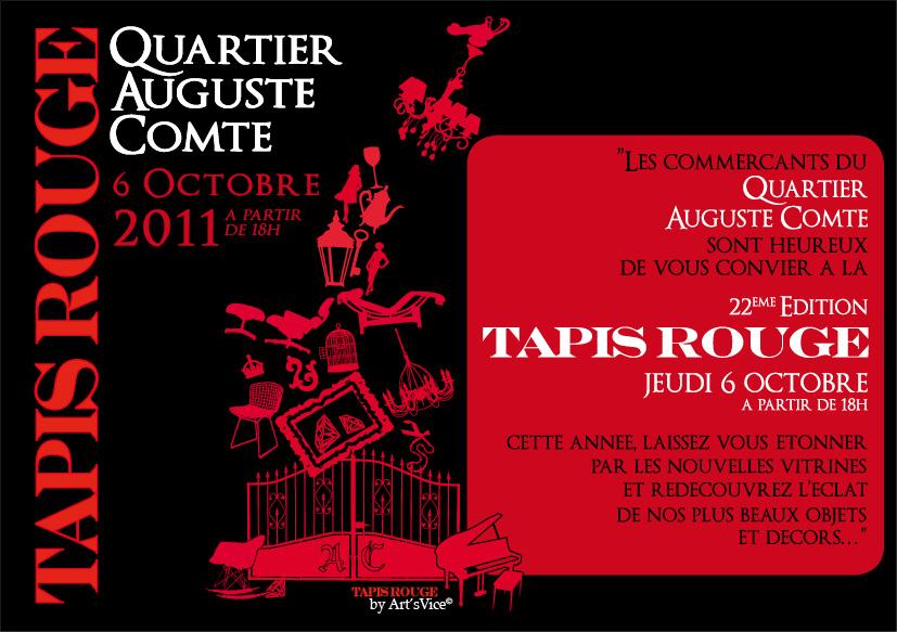desdesigners blog exposition tapis rouge chez dacryl lyon rue auguste comte. Black Bedroom Furniture Sets. Home Design Ideas