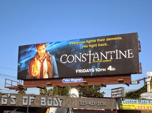 Constantine series premiere billboard