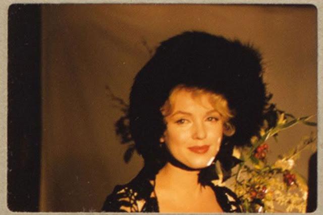 fotos inéditas de Marilyn Monroe