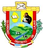 MUNICIPALIDAD DISTRITAL DE LAJAS