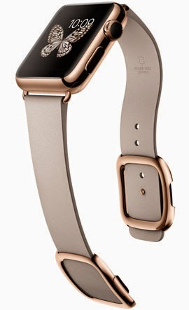 Apple Watch Edition reloj oro