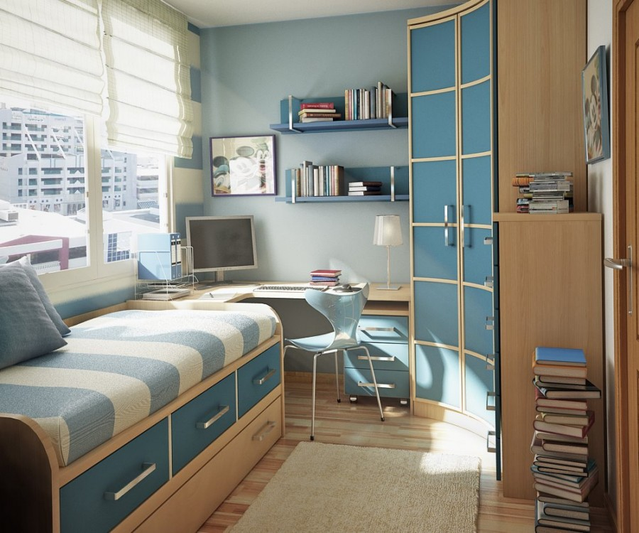 Bedroom Furniture Designs For Small Spaces